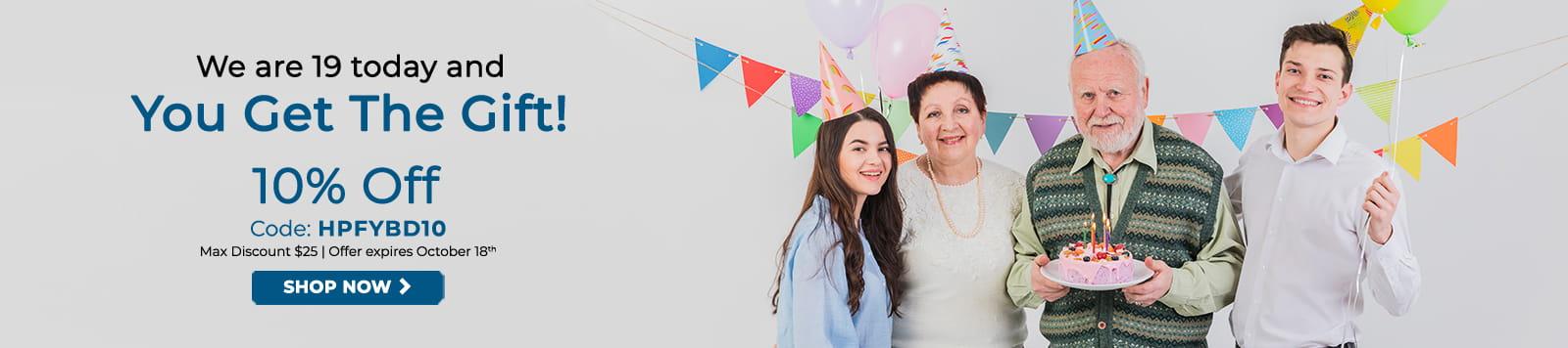 HPFY Happy Birthday HPFY