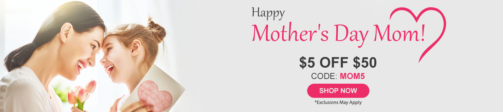 HPFY Mothers Day Sale