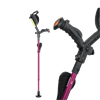 Forearm Crutches For Adult (Pink)
