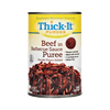 Beef in Barbecue sauce Puree