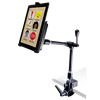 iDevice Lever USMS Mounting System with Adjustable iPad Cradle