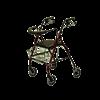 Medline Deluxe Four Wheel Rollator