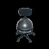 CanDo Metal Ball Chair