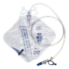 Amsino AMSure Urinary Drainage Bag with Anti-Reflux Flutter Valve
