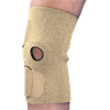 Core Fits-All Neoprene Open Patella Knee Support