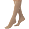 BSN Jobst Large Closed Toe Opaque Knee High 15-20 mmHg Moderate Compression Stockings
