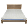 Sleep and Beyond Organic Merino Wool Mattress Topper