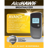 Q3 Innovations Alcohawk Avanti Breathalyzer