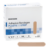 McKesson Sheer Patch Plastic Adhesive Bandages