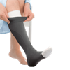 BSN Jobst Ulcercare Open toe Knee High 40mmHg Compression Stockings with Liner