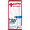 Johnson & Johnson Band-Aid Rolled Gauze