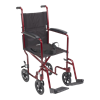 Cardinal Health Aluminum Lightweight Transport Chair