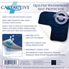 CareActive Quilted Waterproof Seat Protector