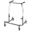 Drive Bariatric Anterior Safety Walker Roller