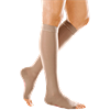 Venosan VenoSoft Open Toe Below Knee 20-30mmHg Compression Stockings with Microfiber
