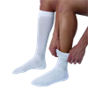 BSN Jobst Activewear Closed Toe Knee-High Firm 20-30 mmHg Compression Socks
