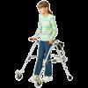 Kaye PostureRest Four Wheel Walker With Seat For Children