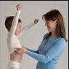 Molnlycke Tubifast 2-Way Stretch Full Sleeves Vest