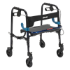 Drive Clever Lite Walker with Seat And Loop Locks