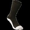 Diabetic Crew Socks (Black)
