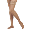 Juzo Attractive OTC 140 Denier Thigh High 15-20 mmHg Compression Stockings
