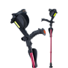 Crutches For Kids and Junior Adults (Pink)