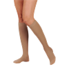Juzo Dynamic Soft Knee High 20-30mmHg Compression Stockings With 3cm Silicone Border