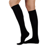 Juzo Basic Ribbed Closed Toe Knee-High 20-30mmHg Compression Socks