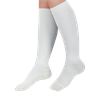 Medline Curad Hospital-Quality Closed Toe Knee High Cushioned 15-20mmHg Medical Compression Socks