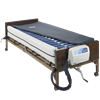 Drive Med-Aire Plus Alternating Pressure and Low Air Loss Mattress System with Defined Perimeter