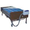Drive Med-Aire Plus Bariatric Alternating Pressure and Low Air Loss Mattress Replacement System
