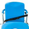 Commode Chair With Assistive Seat