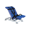 Duralife Medium Adjustable Bath Chair With Curved Seat And Back