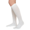 Knee High 15-20mmHg Compression Socks (White)
