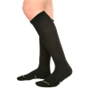 Knee High 15-20mmHg Compression Socks (Black)