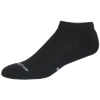 15-20 mmHg Unisex Compression Socks With Padded Sole (Black)
