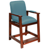 Drive Deluxe Hip-High Wood Frame Chair