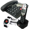 Amplicom USA PowerTel 785 Responder Amplified DECT Corded Phone