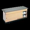 Hausmann Model 4043-030G Cabinet Treatment Table