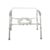 Graham-Field Bariatric Steel Folding Commode