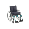 Invacare MVP Manual Wheelchair With with Heavy Duty Package