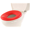 Special Tomato Portable Potty Seat