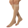 BSN Jobst Ultrasheer Open Toe Knee High 15-20 mmHg Moderate Compression Stockings