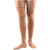 FLA Orthopedics Activa Soft Fit Graduated Therapy Thigh High 20-30mmHg Stockings With Uni-Band Top