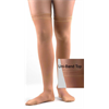 FLA Orthopedics Activa Surgical Weight Thigh High 30-40mmHg Stockings With Uni-Band Top