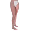 Venosan VenoSoft Open Toe Thigh Length 30-40mmHg Compression Stockings with Waist Attachment