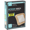 Medline Optifoam Gentle Silicone Face and Border Dressing