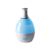 Tribest Humio Ultrasonic Cool Mist Humidifier and Night Lamp With Aroma Oil Compartment