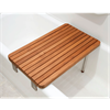 Teakworks4u ADA Removable Seat For Bathtub