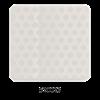 Restore Non-Bordered Foam Wound Dressing with Silicone (520023)